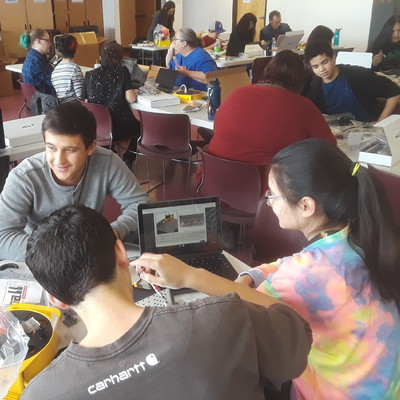 MACCS Hosts Botball Training
