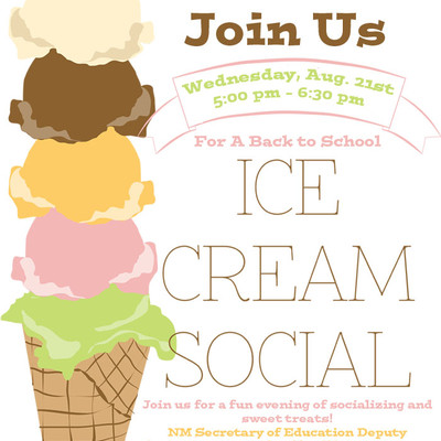 PED Joins MACCS for Ice Cream Social