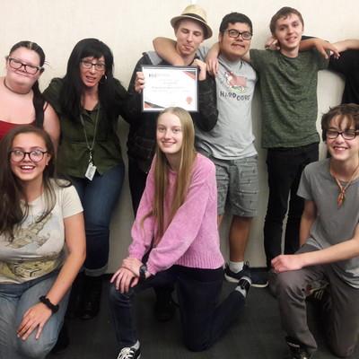 MACCS Freshmen Explore Holocaust Upstanders