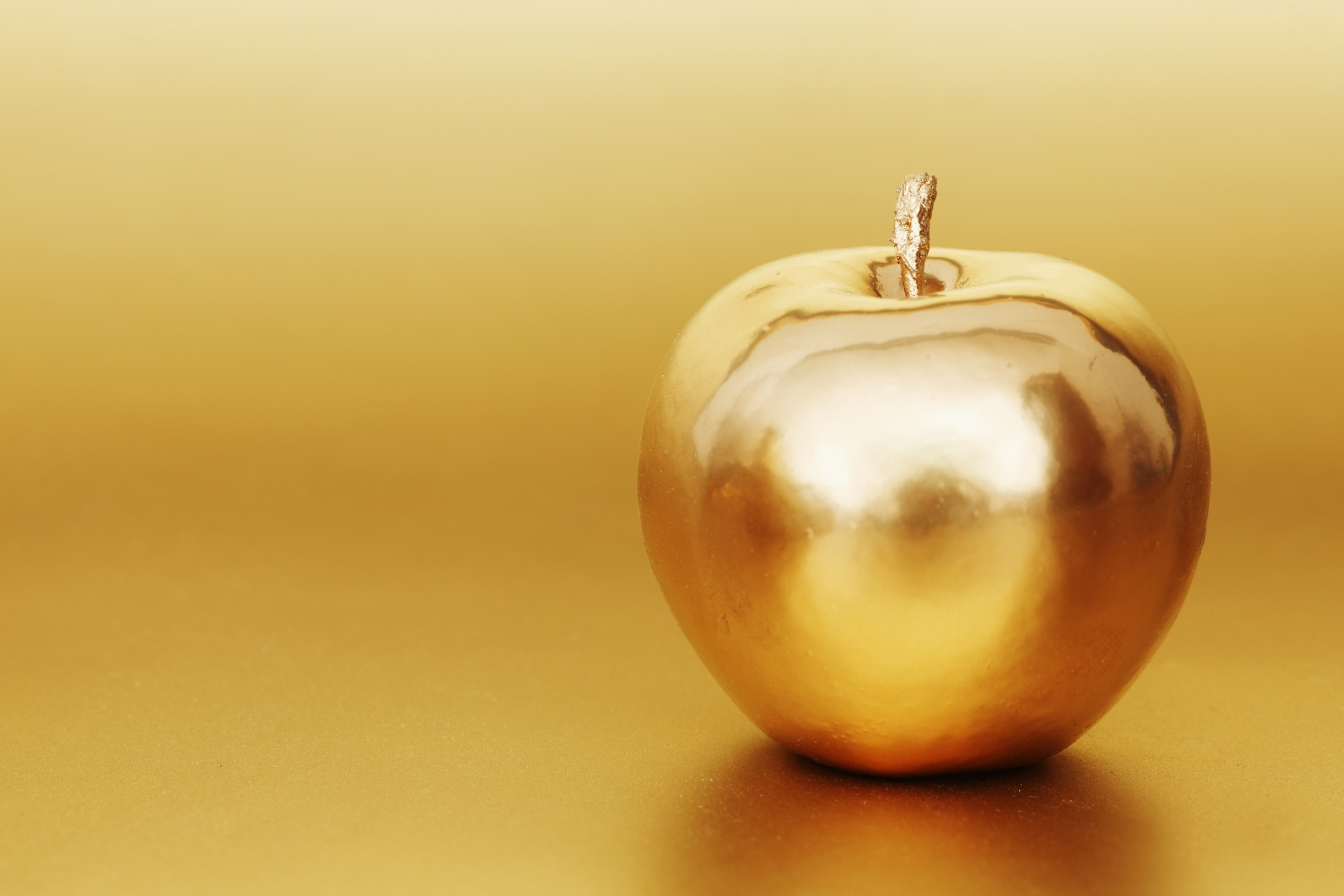 Золотые яблоки картинки, открытка